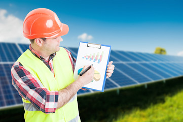 Engineer with expertise in renewable energy