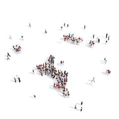 people group shape map Seychelles