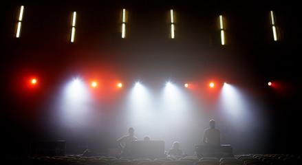 Stage, concert light