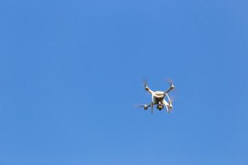 Drones are landing