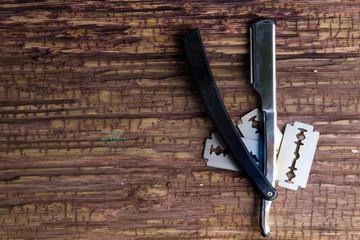 Stylish Professional Barber and salon, Razor, Haircut accessorie