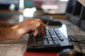 Scrivere al p.c. con la tastiera