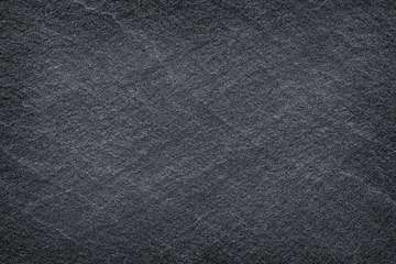 Dark grey black slate background or texture.Dark grey black slat