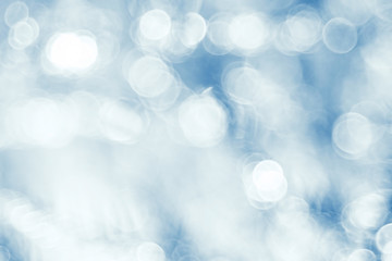 silver blurred background white circles