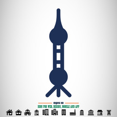 oriental-pearl-tower icon