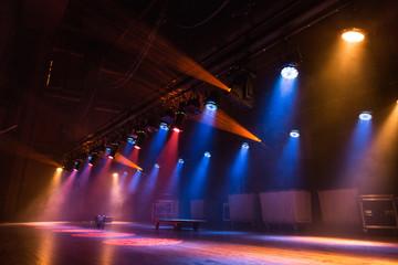 A Hazy Stage