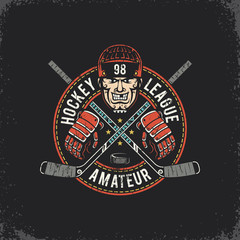 Hockey Vintage logo