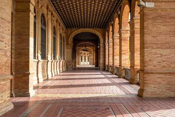 Andalusien - Sevilla - Plaza de Espana