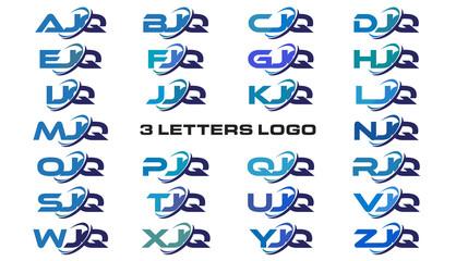 3 letters modern generic swoosh logo  AJQ, BJQ, CJQ, DJQ, EJQ, FJQ, GJQ, HJQ, IJQ, JJQ, KJQ, LJQ, MJQ, NJQ, OJQ, PJQ, QJQ, RJQ, SJQ, TJQ, UJQ, VJQ, WJQ, XJQ, YJQ, ZJQ