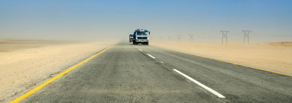 Desert Transportation, Namibia