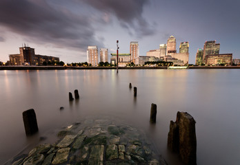 Canary Wharf, London, England, United Kingdom, Europe