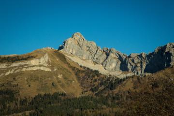 Vercors : Villard de Lans sans neige en décembre