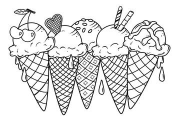 Erdbeer, Schoko oder Vanille?