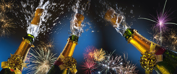 Celebration - Fizz and Fireworks