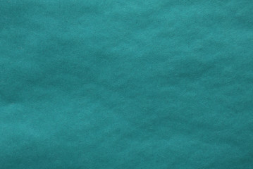 Blue Or Turquoise Christmas Paper Background, Copy Space
