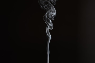 Absrtact Art with Smoke