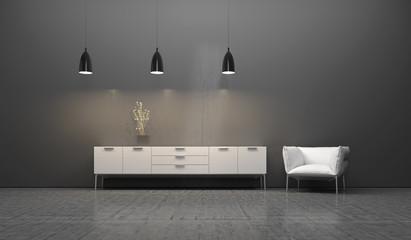 Interior, Wohnraum, Modern, Einrichtung, Design