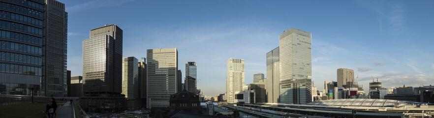 東京風景(丸の内・大手町)