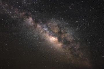 Autocollant pour porte Univers galaxy star