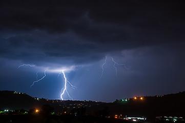 Mushroom Lightning