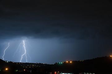 Multiple Lightning