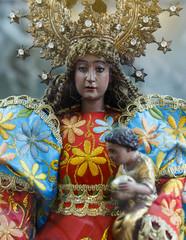virgin-basilica minor of the holy child-cebu