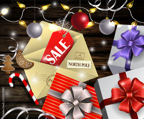 """""""Boxing Day Design Wooden Background"""" Stock Image And"""