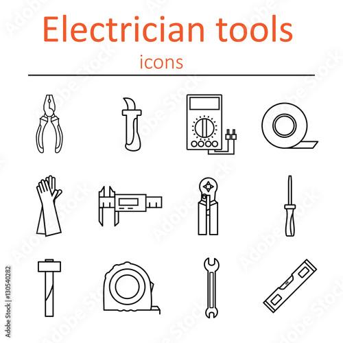 Electrician Tools Diagram Wiring Diagram Rules