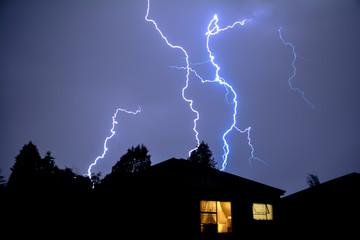 Electric Lightning Storm