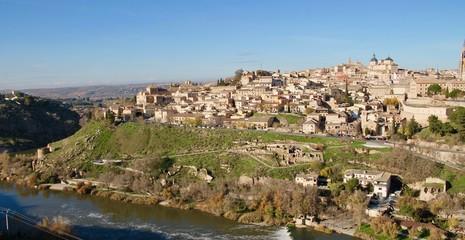 Spagna, la città di Toledo