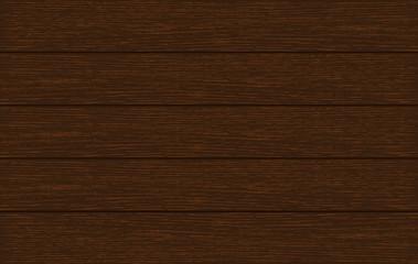 Wood texture. Natural Dark Wooden Background. Stock vector. Flat design.