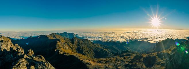 Mount Wilhelm in Papua