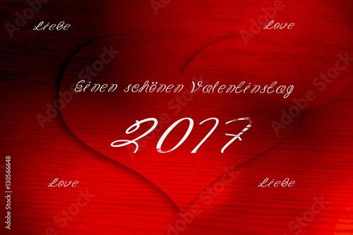 Valentinstag 2017 Ich Liebe Dich Valentiensday