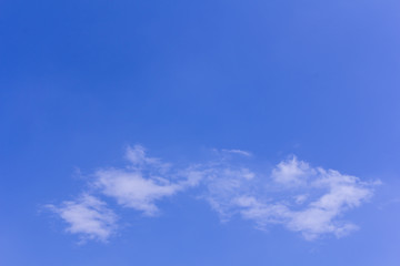 clouds with blue sky texture and background