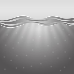 deep water background icon vector illustration graphic design