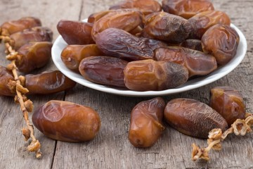 Raw Organic Medjool Dates Ready to Eat