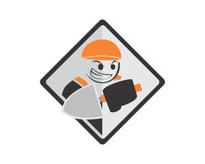workman spade icon