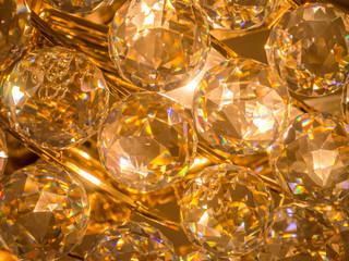 Twinkle, twinkle, crystal chandelier
