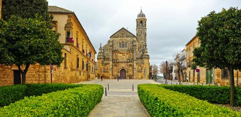 Úbeda, ciudad del Renacimiento Capilla del Salvador, España