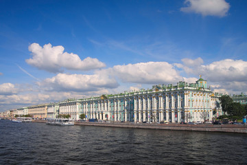 St. Petersburg, Winter Palace