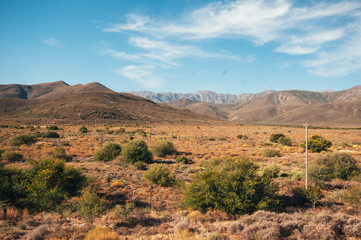 Scenic near Montagu, South Africa