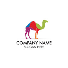 Camel logo and Sign
