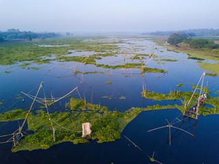 Huai Luang dam, Udon Thani, Thailand