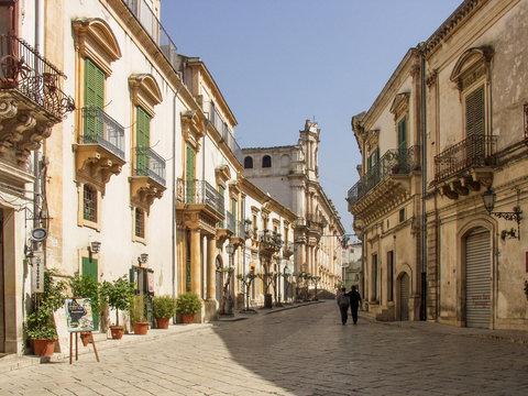 Scicli, Sicily, Italy