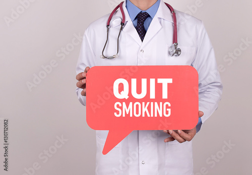 speech on quit smoking Hello my name is -----and here to persuade you to stop smoking smoking is not only bad for health it is also as bad for the people around you.