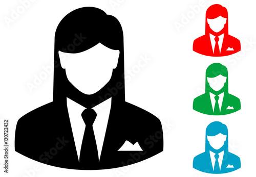 Silueta Hombre Y Mujer: Imágenes Siluetas De Hombres Y Mujeres De Negocios