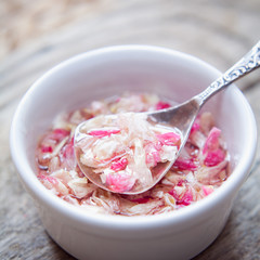 wild rose petal jam