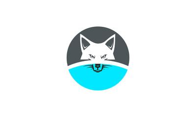 circle wolf