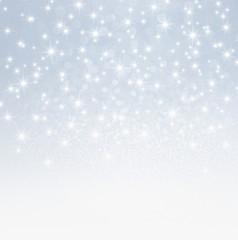 Fond argenté et festif - Noël, nouvel an, anniversaire