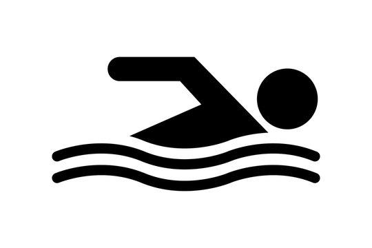 Vektor - Schwimmen / Vector - Swimming